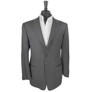 ARMANI COLLEZIONI 3 Button Sports Coat Blazer